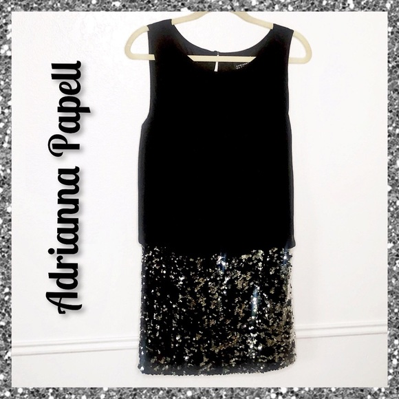 Adrianna Papell Dresses & Skirts - H/P!! [adrianna papell] sleeveless dress